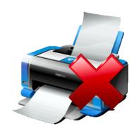 Не работает принтер