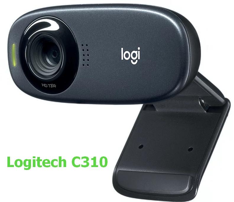 Logitech C310 Webcam Driver v.2.10.4 Windows XP / Vista / 7 / 8 / 8.1 / 10 32-64 bits