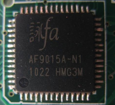 Afatech AF9015 BDA Device Drivers v.10.6.22.1 Windows XP / Vista / 7 32-64 bits