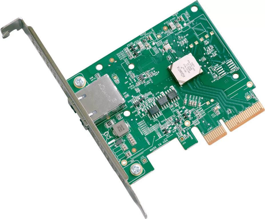 Aquantia AQtion Network Adapter Drivers v.2.1.018.0 WHQL Windows 7 / 8 / 8.1 / 10 32-64 bits