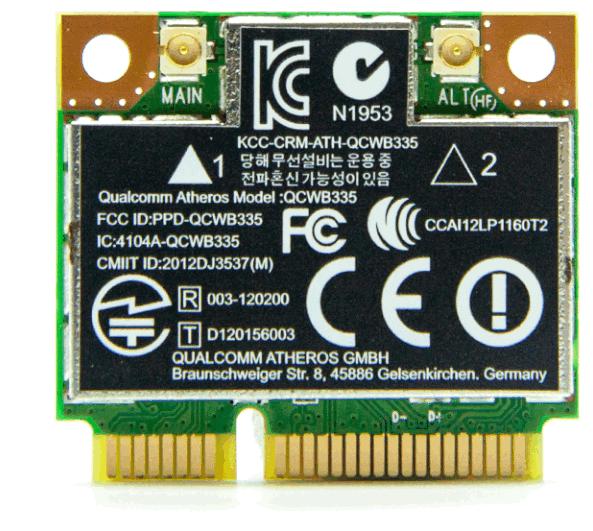 Qualcomm Atheros Wireless Driver for AR956x v.10.0.3.462 Windows 7 / 10 32-64 bits