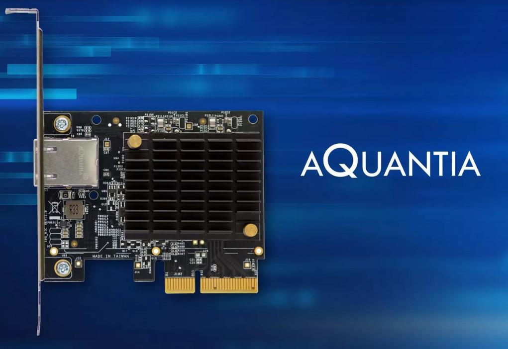 Aquantia AQtion Network Adapter Drivers v.2.1.021.0 Windows 7 / 8 / 8.1 / 10 32-64 bits