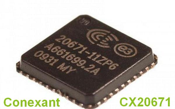 Conexant ISST Audio (HD SmartAudio) Driver v.9.0.269.0 Windows 7 / 8 / 8.1 / 10 32-64 bits
