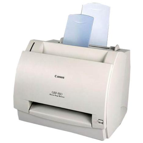 Принтер canon lbp 810 драйвер