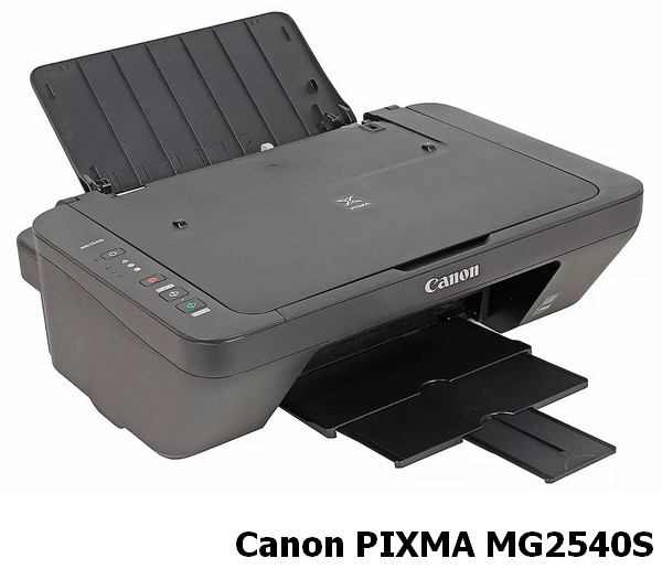 Canon PIXMA MG2540S Printer & Scanner Drivers v.5.70 Windows XP / Vista / 7 / 8 / 8.1 / 10 32-64 bits
