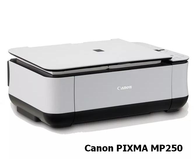 Canon PIXMA MP250 Printer & Scanner Driver v.1.05 Windows XP / Vista / 7 / 8 / 8.1 / 10 32-64 bits