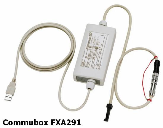 Endress+Hauser Commubox FXA291 CDI/USB Driver v.3.00.00 Windows XP / vista / 7 32-64 bits