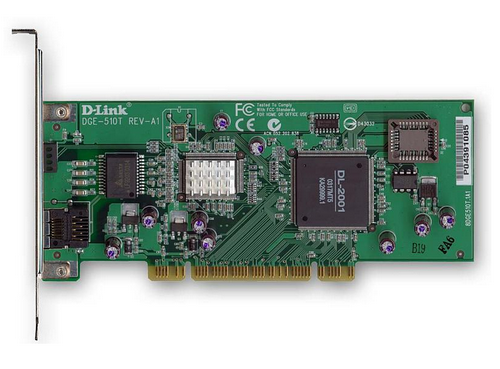 D-Link DGE-510T Ethernet Adapter