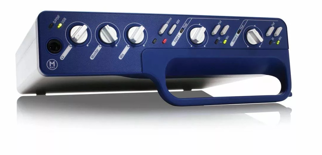 Digidesign Mbox 2 Audio Driver v.9.0.2.65 Windows XP / Vista / 7 / 8 / 8.1 / 10 32-64 bits