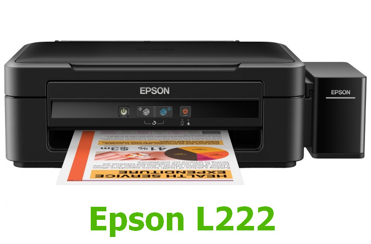 Epson L222 Printer Driver v.2.22 Windows XP / Vista / 7 / 8 / 8.1 / 10 32-64 bits