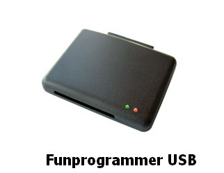 WB Electronics Funprogrammer USB Drivers v.1.2.0.0 & Soft v.1.52 Windows XP / Vista / 7 32-64 bits