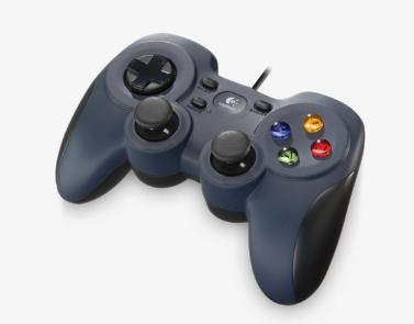 Logitech Wireless Gamepad F310 Drivers v.5.10.127 Windows XP / 7 / 8 / 8.1 / 10 32-64 bits