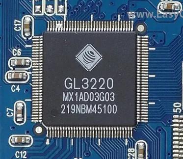 Genesys Logic USB 2.0 and USB 3.0 CardReader Drivers v.4.5.4.8 Windows 10 64 bits