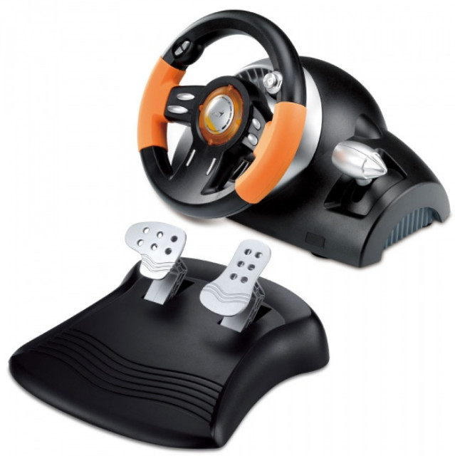Genius Speed Wheel 3 Driver Windows XP / Vista / 7 32-64 bits