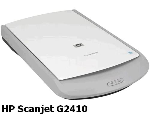 HP Scanjet G2410 Flatbed Scanner Driver v.14.5.1 Windows XP / vista / 7 / 8 / 8.1 / 10 32-64 bits