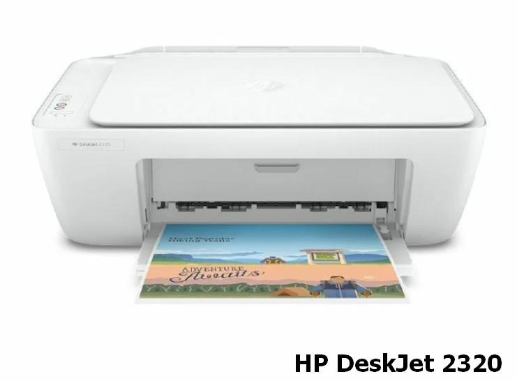 HP DeskJet 2320 All-in-One Printer Drivers v.51.1.4706 Windows 7 / 8 / 8.1 / 10 32-64 bits