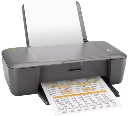 HP Deskjet 1000 - J110 Printer Drivers v.28.8 Windows XP / Vista / 7 / 8 / 8.1 / 10 32-64 bits
