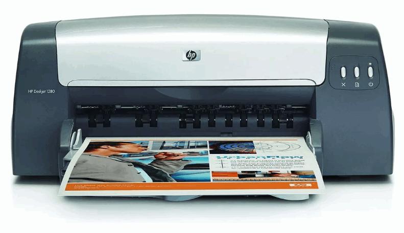HP Deskjet 1280 Printer Drivers v.9.3.6.0 Windows XP / 7 / 8 / 8.1 / 10 32-64 bits