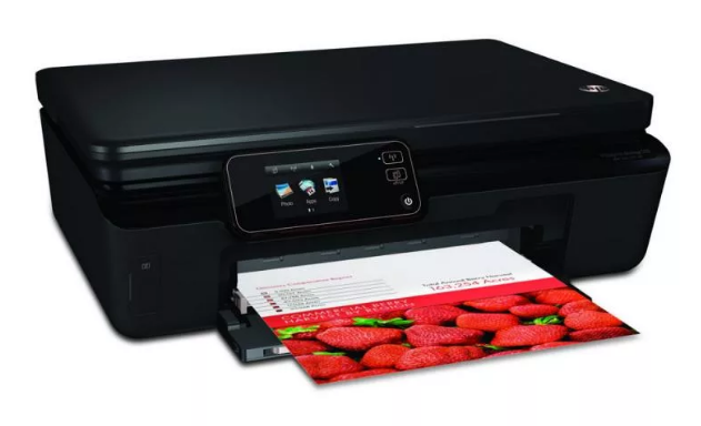 123.hp.com - HP Deskjet Ink Advantage 5525 e-All-in-One ...