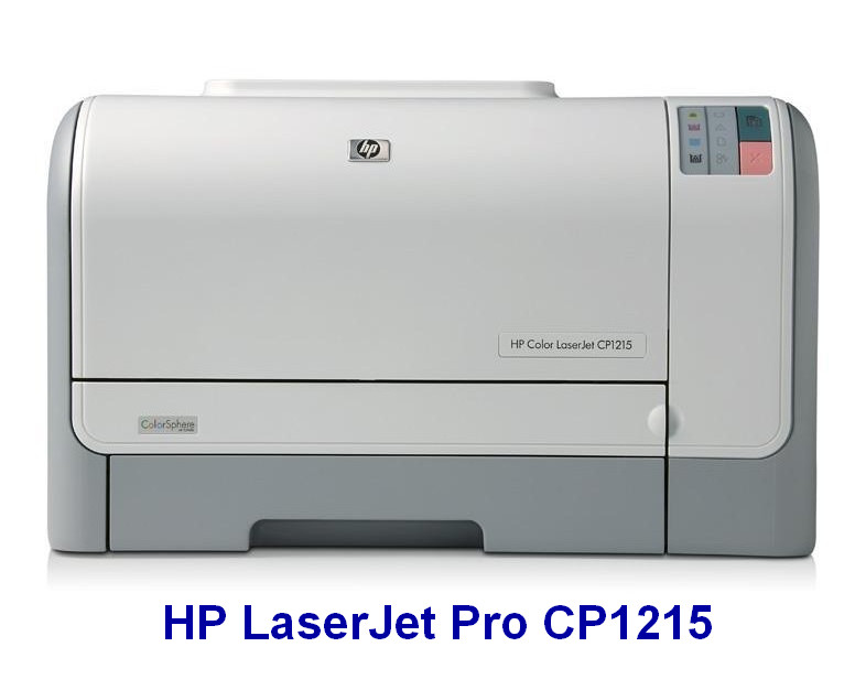 HP LaserJet Pro CP1215 Print Drivers v.6.4.1.22169 Windows XP / Vista / 7 / 8 / 8.1 / 10 32-64 bits