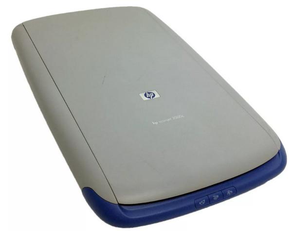 HP ScanJet 3500C Scanner Driver v.1.1 Windows XP / Vista / 7 32-64 bits