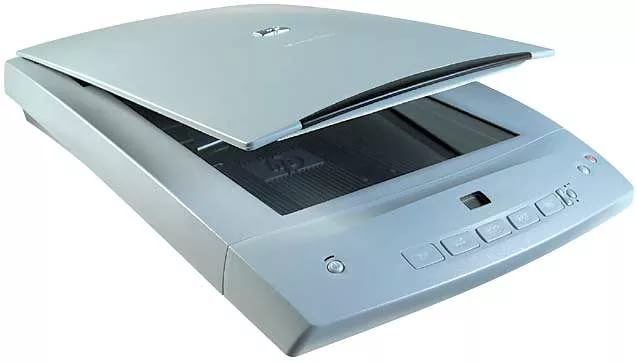 HP Scanjet 5400C Series Drivers V313 Windows XP 32 Bits
