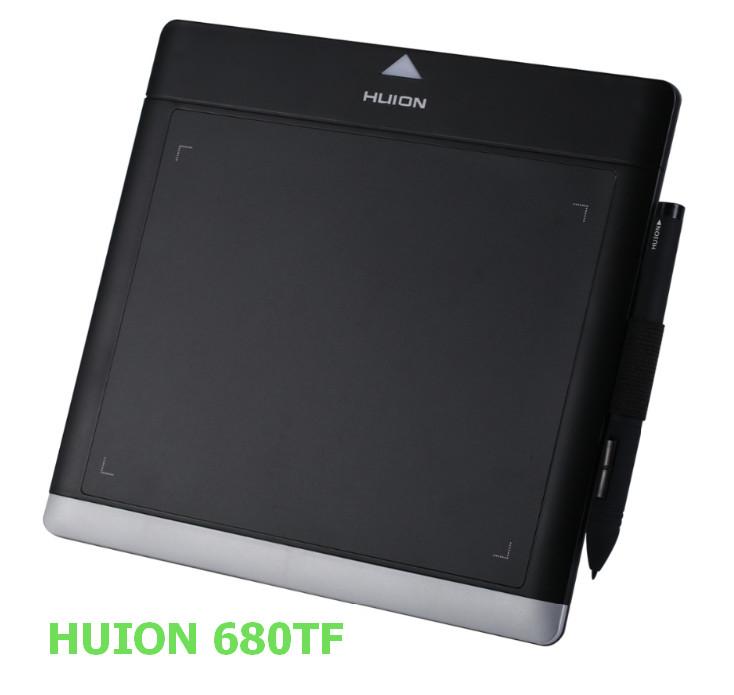 HUION 680TF Graphics Tablet Drivers v.12.4.2 Windows XP / Vista / 7 / 8 / 8.1 / 10 32-64 bits
