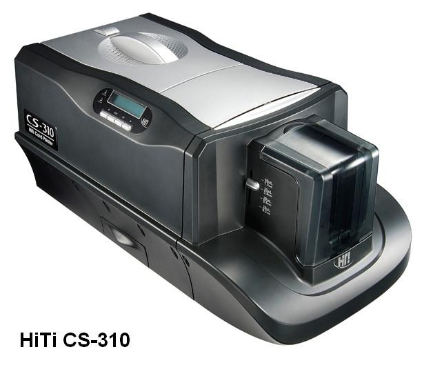 HiTi CS-310 Card Printer Drivers v.2.3.0.14b Windows XP / Vista / 7 32-64 bits