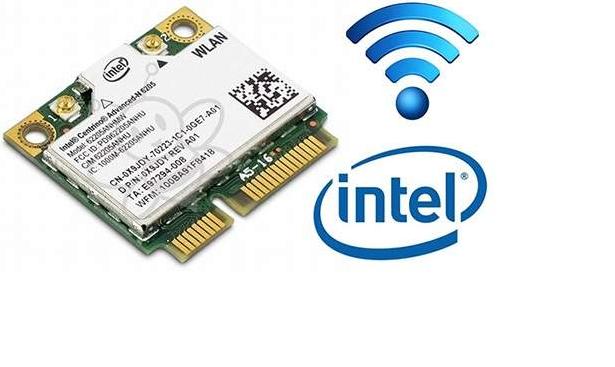 Intel PROSet-Wireless Driver v.20.30.0.7 Windows 10 64 bits