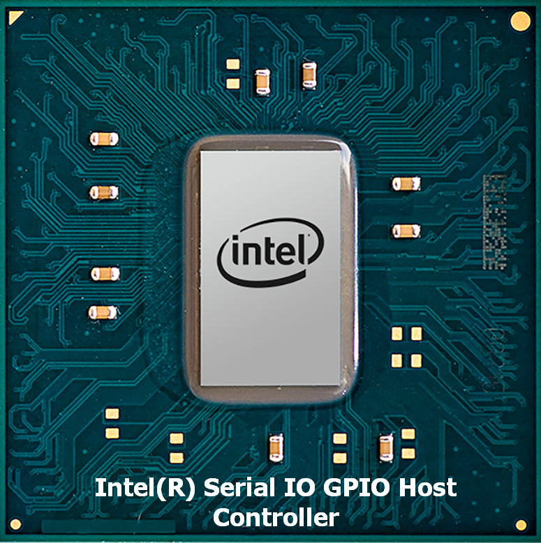 Intel(R) Serial IO GPIO Host Controller Driver v.30.100.1915.2 Windows 10 64 bits