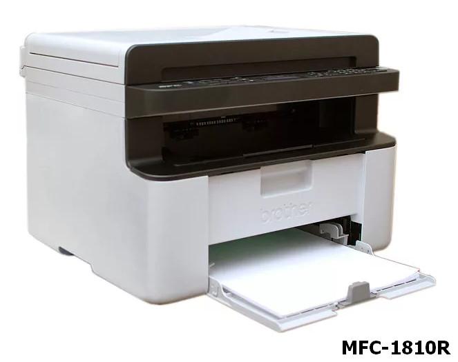 Brother MFC-1810R Print & Scan Drivers Windows XP / 7 / 8 / 8.1 / 10 32-64 bits