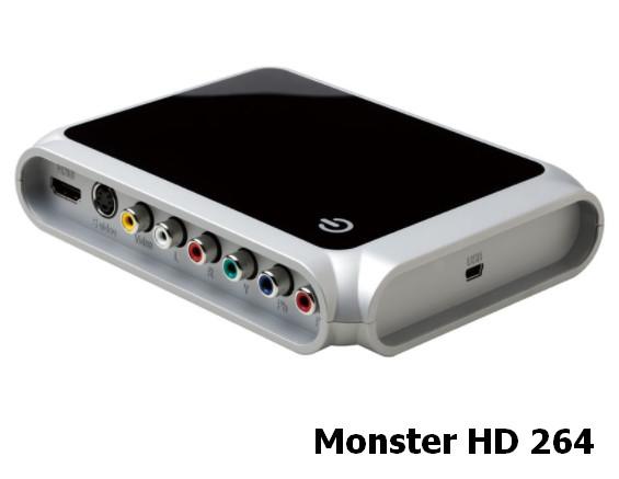 SKnet Monster HD 264 Capture Device Driver v.1.10.03.01 Windows XP / Vista / 7 / 8 / 10 32-64 bits