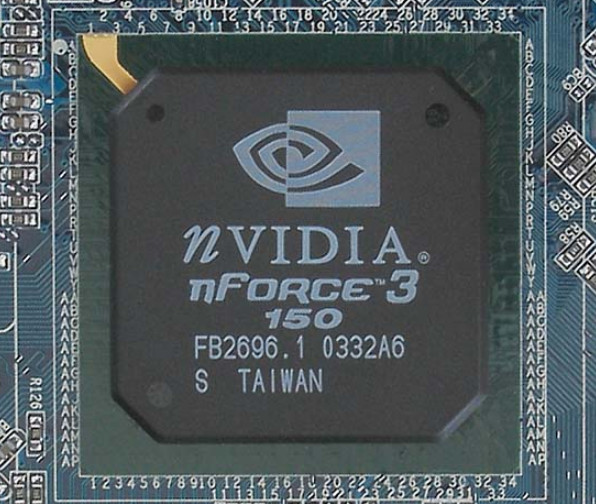 nVidia nForce PCI System Management drivers for Windows 7 x86