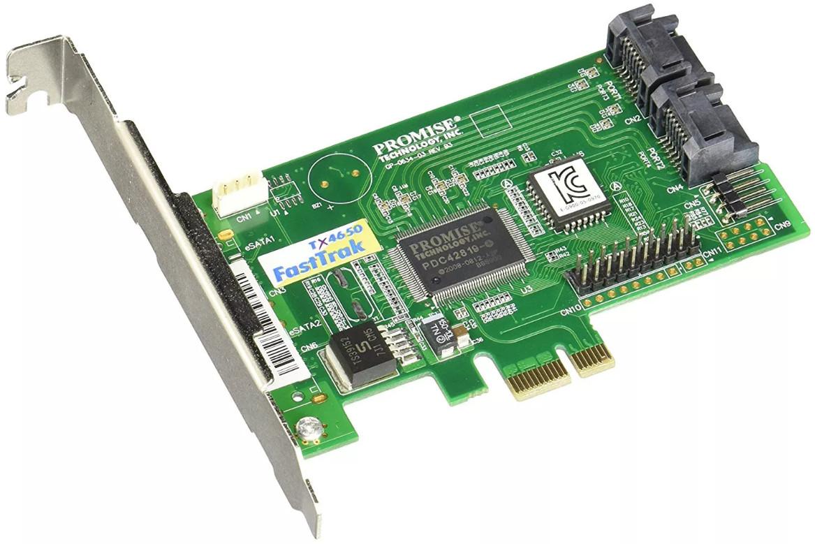 Promise FTTX2650_TX4650 RAID Controller Driver v.1.3.0.90 Windows XP / Vista / 7 32-64 bits