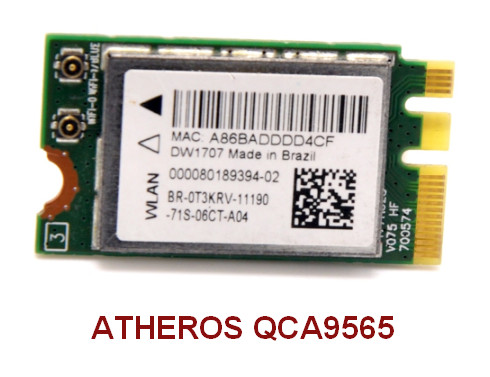 Qualcomm/Atheros AR301x, AR9462, QCA9565 Bluetooth Driver v.10.0.0.948 Windows 8 / 8.1 / 10 32-64 bits