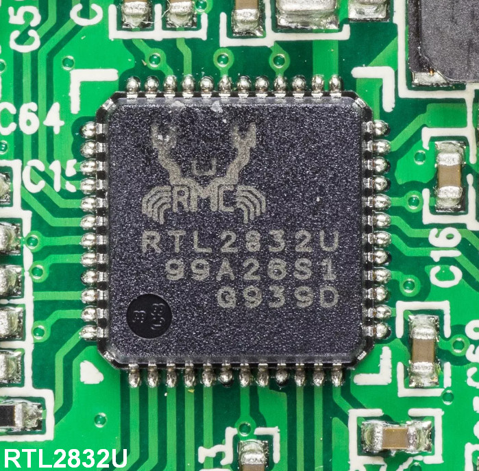 Realtek RTL2832U IRHID Driver v.8664.001.0613.2011 Windows XP / Vista / 7 32-64 bits