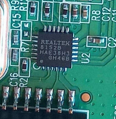 Realtek RTL8152B / RTL8153 USB Lan Drivers v.10.39.20.0518 Windows 7 / 8 / 8.1 / 10 32-64 bits