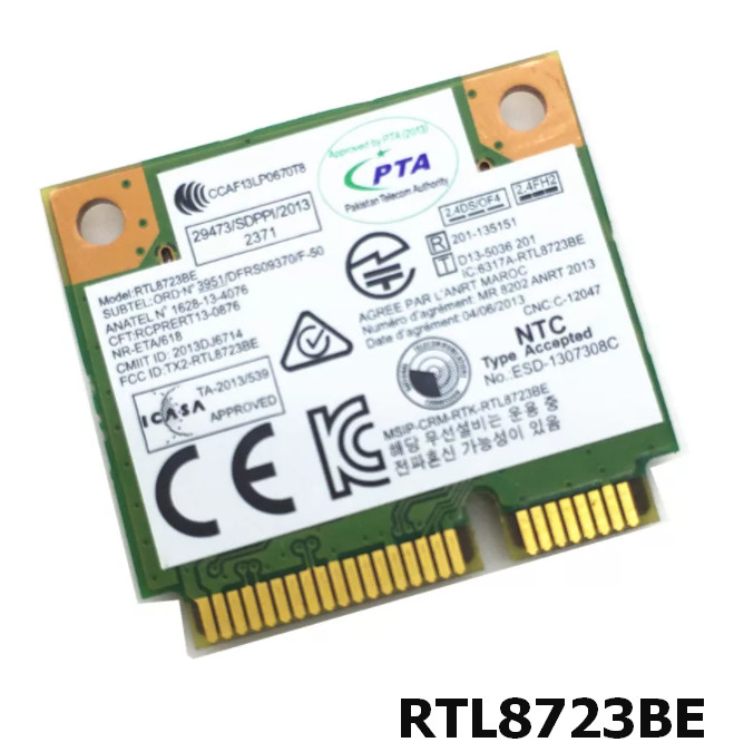 Realtek 802.11b/g/n Wireless LAN Bluetooth Drivers v.1.8.1030.3016 Windows 10 32-64 bits