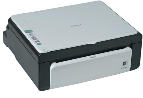 Скачать драйвер для принтера ricoh aficio sp 100 для windows 10
