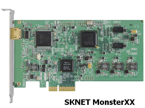 SKNET MonsterXX Capture Device Driver v.1.0.12047.0 Windows Vista / 7 / 8 / 10 32-64 bits
