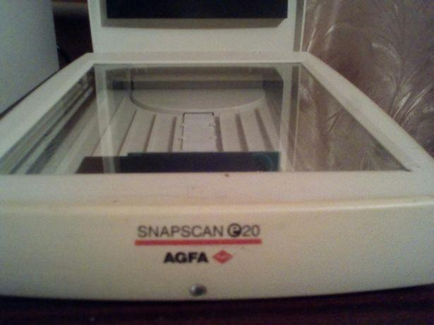driver scaner agfa snapscan e20