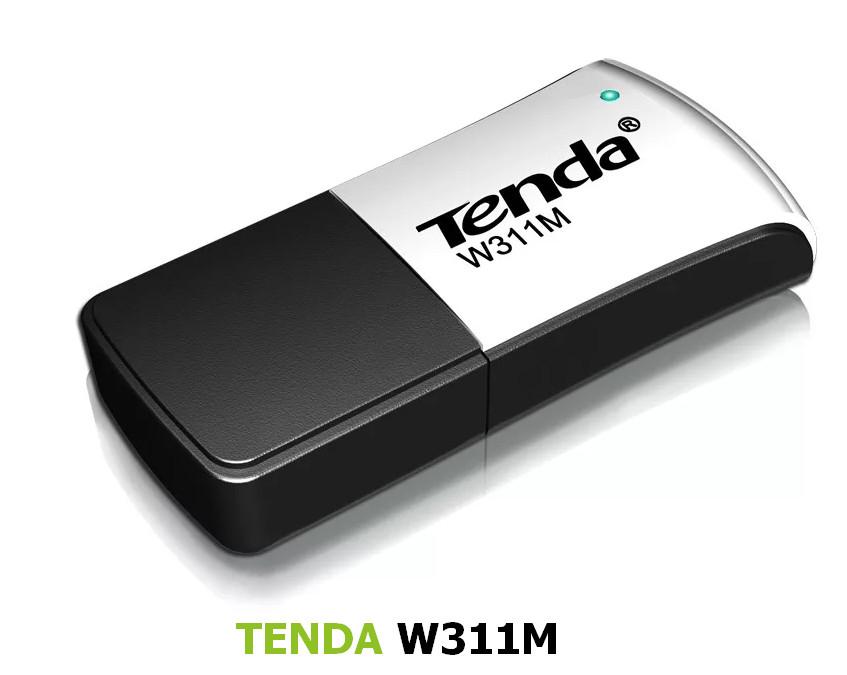 Tenda W311M N150 USB Wireless Adapter Driver Windows XP / Vista / 7 / 8 / 8.1 / 10 32-64 bits