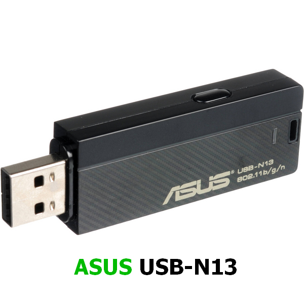 Asus USB-N13 Wireless Adapter Driver Windows XP / Vista / 7 / 8 / 8.1 / 10 32-64 bits