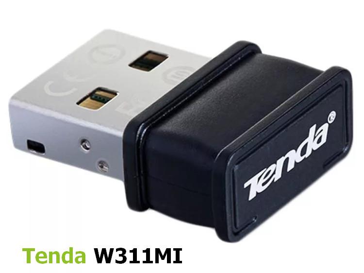 Tenda W311MI N150 USB Wireless Adapter Driver Windows XP / Vista / 7 / 8 / 8.1 / 10 32-64 bits