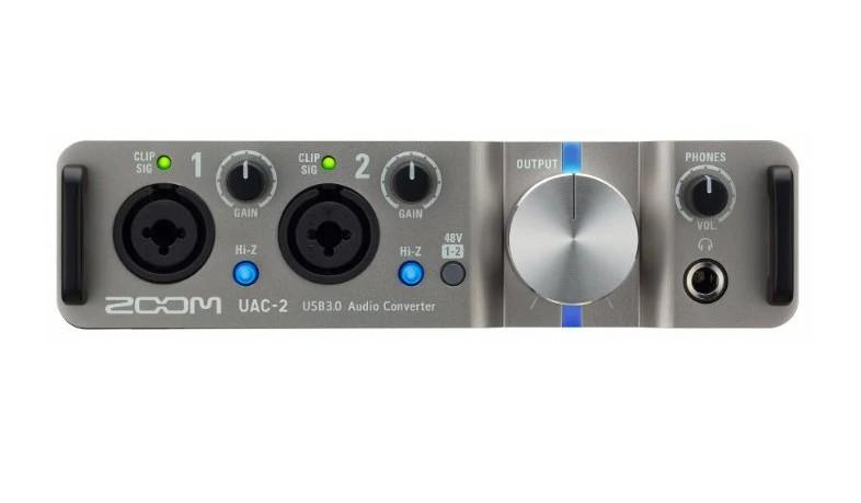 ZOOM UAC-2 D280 Audio Driver v.1.2.1.41 Windows 7 / 8 / 8 / 8.1 / 10 32-64 bits