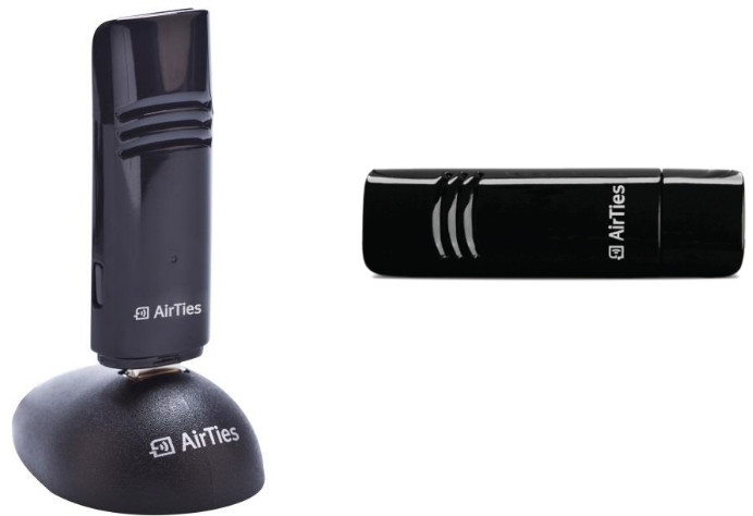AirTies Air2210/2310/2315/2410/2411/2610 USB WiFi Adapter Driver v.1.0.1.0 Windows XP / Vista / 7 / 8 32-64 bits