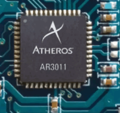Qualcomm Atheros Bluetooth Driver v.10.0.3.12 Windows 10 32-64 bits