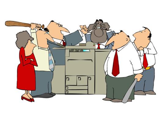 Что делать, если не работает принтер - причины поломки