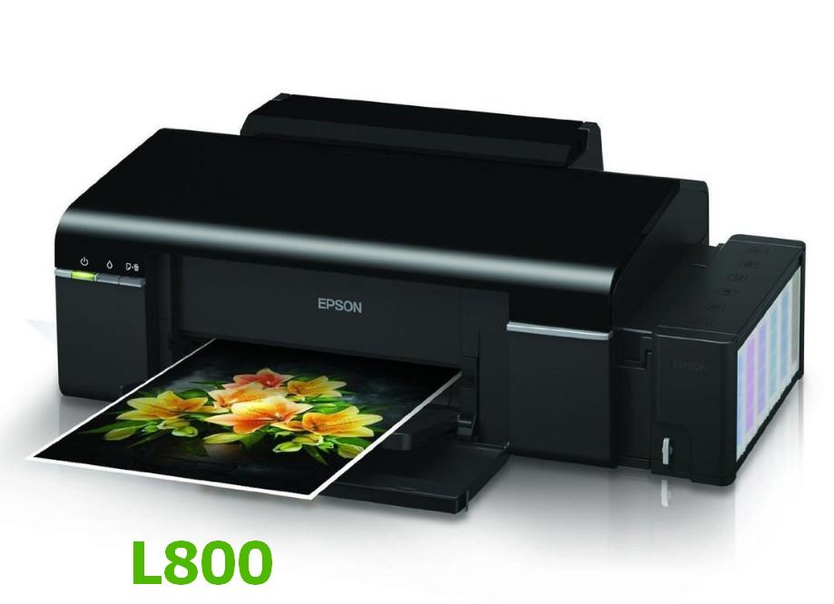 Epson L800 Printer Driver v.6.7.4 Windows XP / Vista / 7 / 8 / 8.1 / 10 32-64 bits