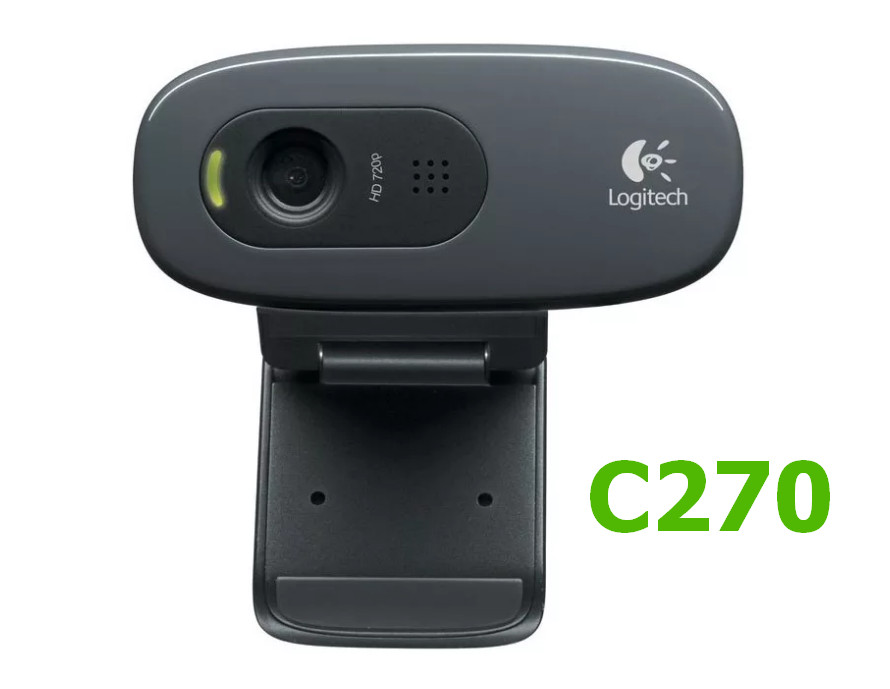 Logitech C270 WebCam Driver v.2.5.17 Windows XP / Vista / 7 / 8 / 8.1 / 10 32-64 bits